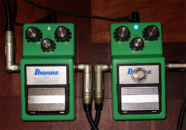 Tube Screamer Mods 101 - GuitarTalk Community